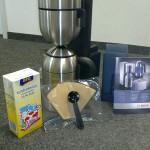 Kaffeemaschine mit Thermoskanne Bosch Solitaire